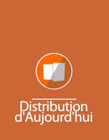 Distribution d'Aujourd'hui