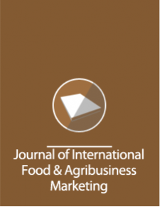 Journal of International Food & Agribusiness Marketing